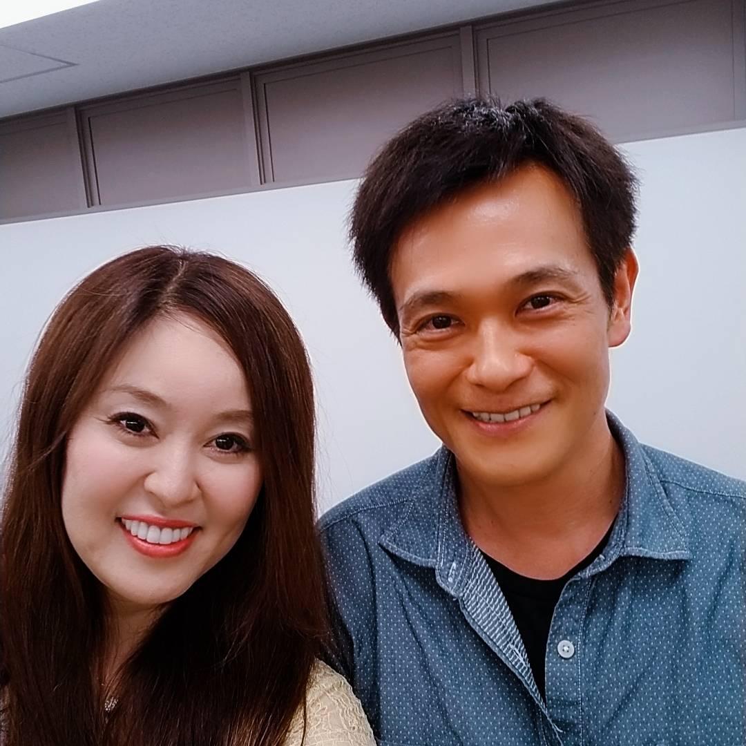 内山院長と長谷澄夫先生